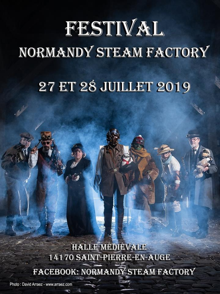 Normandy-Steam-Factory-2019