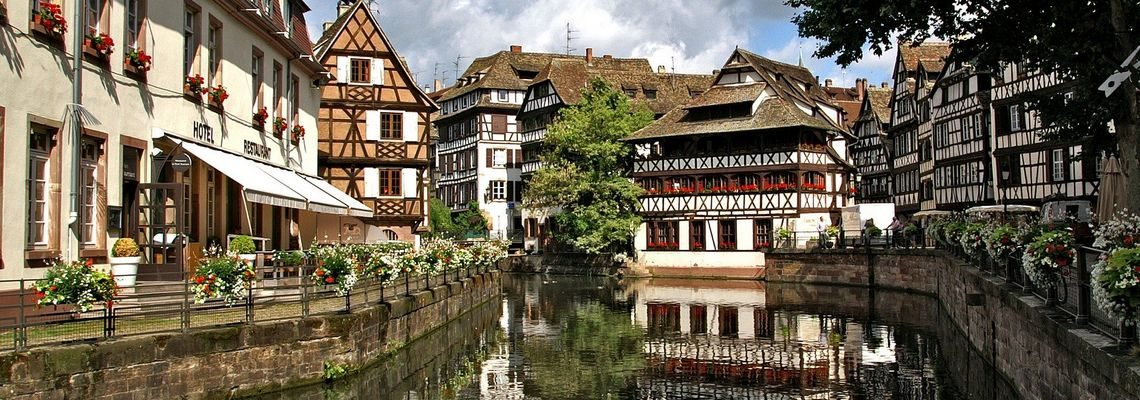 Weekend à Strasbourg