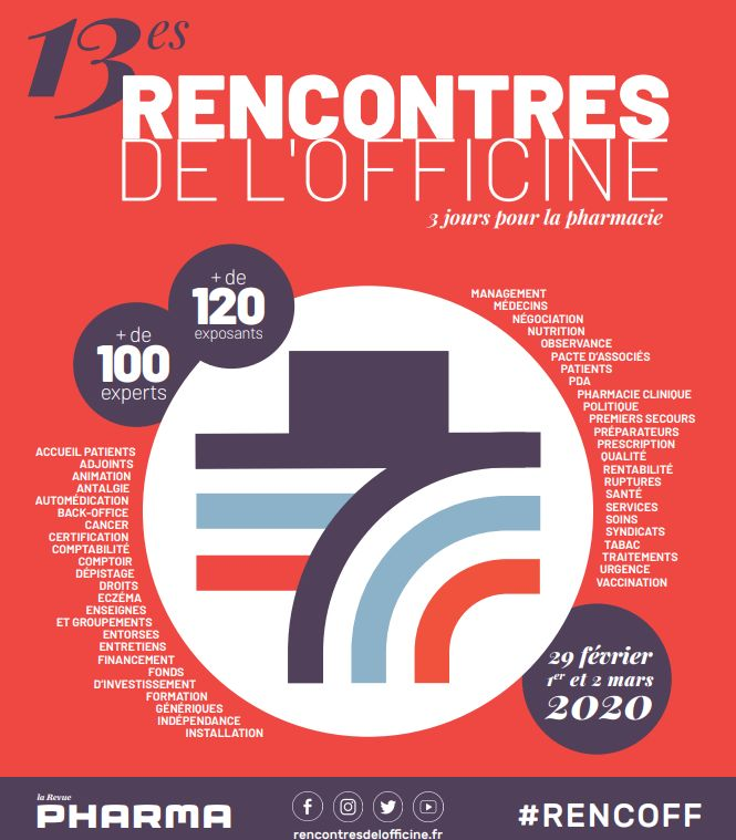 13e-rencontres-officine-2020-paris-palais-congres