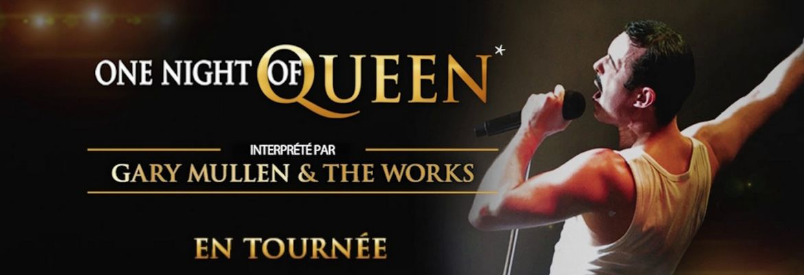 One night of Queen au Zénith de Nantes en 2020
